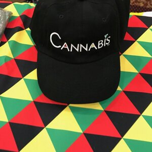 Cannabis Triangle Hat